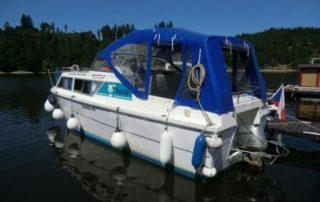 Loď Viking 800