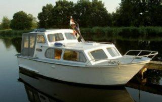 Loď Patricia