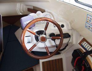 Kormidelna lodě Quicksilver 640