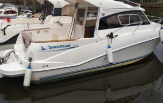 Loď Quicksilver 640