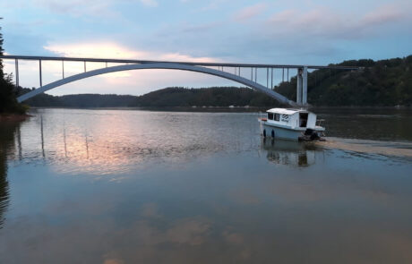 Krajánek 670 u Žďákovského mostu